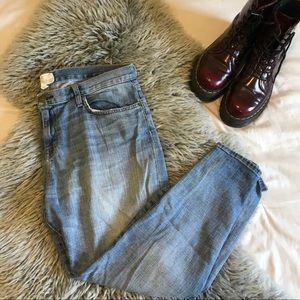Current Elliot Boyfriend Jeans Size 29